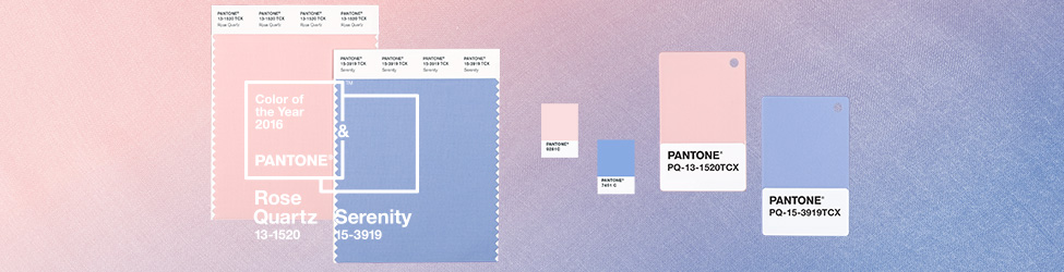 Printerest - Pantone of the Year 2016