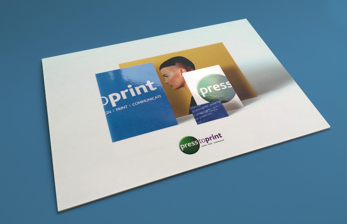 Printerest - 1200gsm Promo Cards