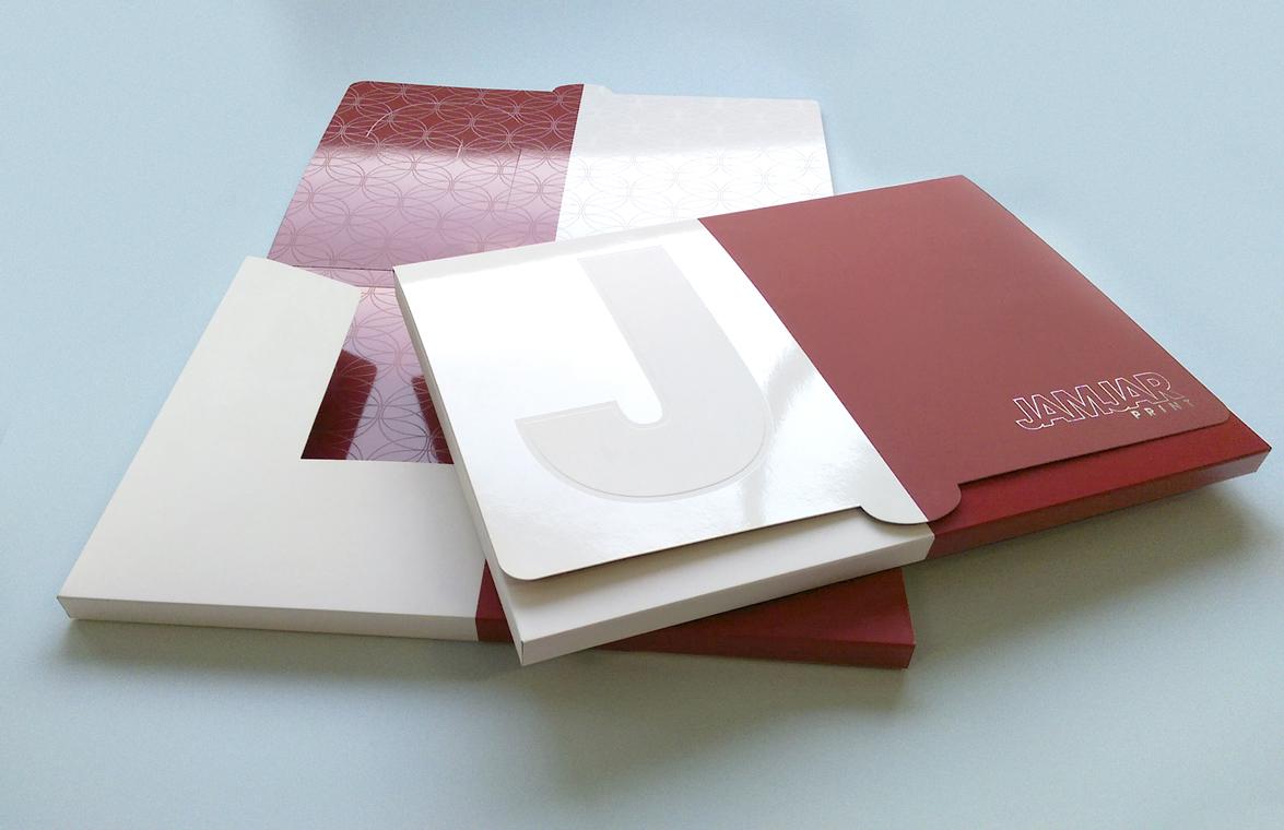 Printerest - JamJar Folders