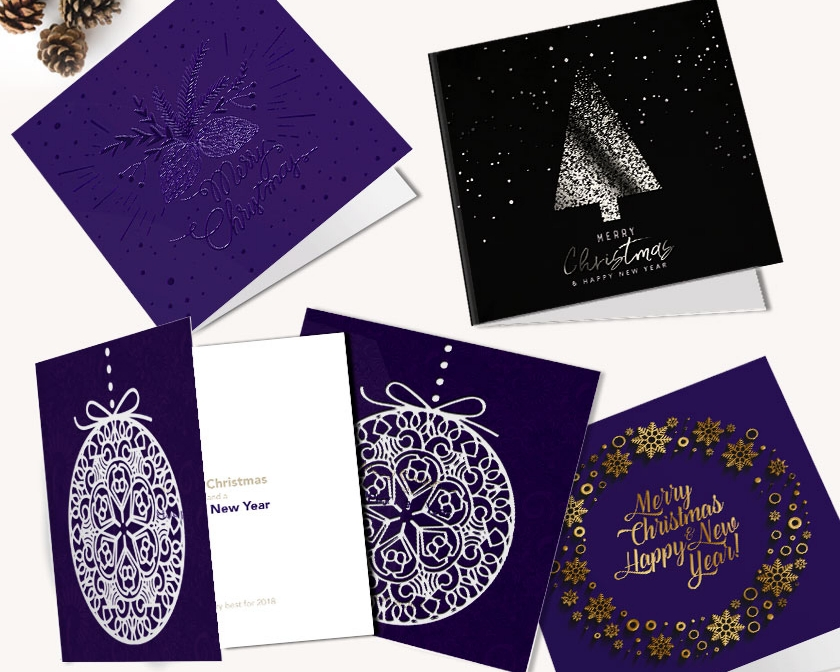 Add some sparkle to your Greeting Cards!