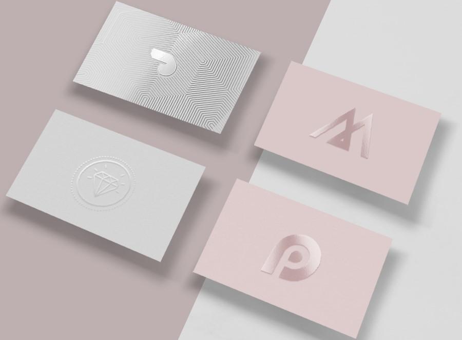 JamJarJan - Free Spot UV to Business Cards
