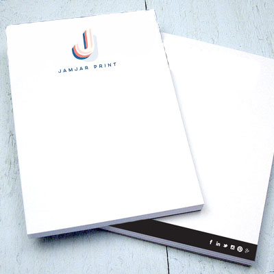 30% Off Full Colour Litho Printed Notepads