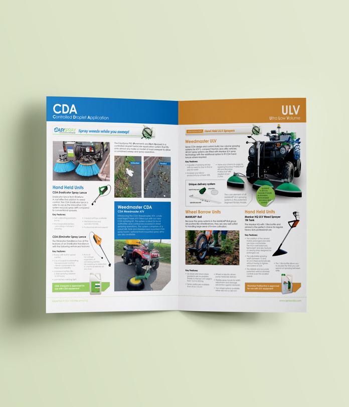 matt laminated brochure menus jamjar print