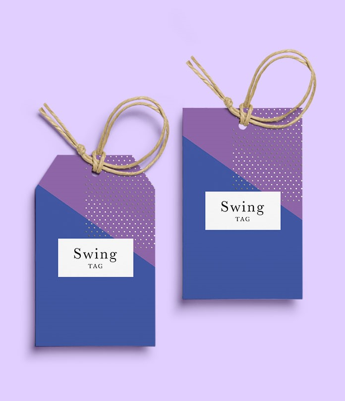 Swing Tags (350gsm Uncoated)