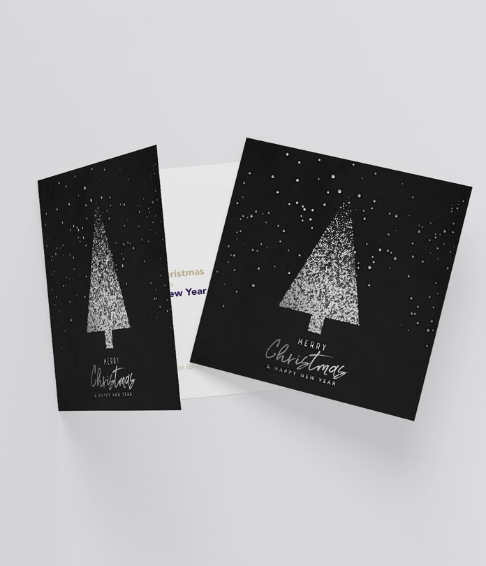 Scodix Foil & Sense Greeting Cards