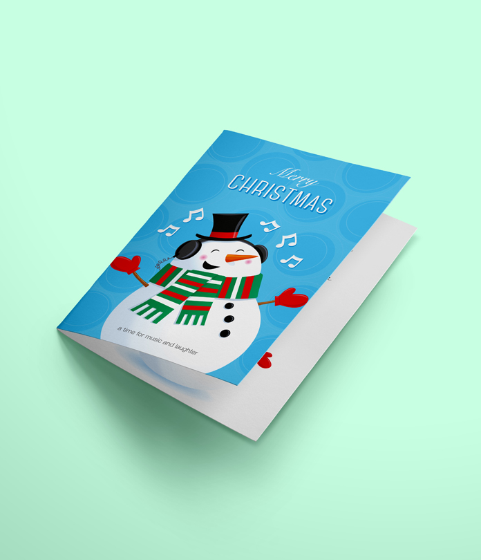 Lithographic Greeting Cards