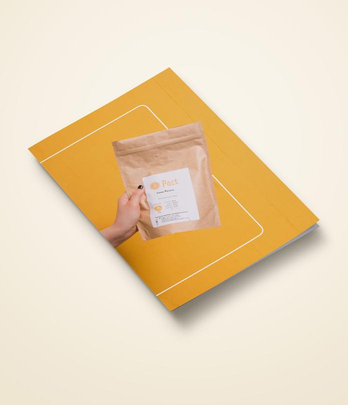 170gsm Silk Folded Leaflets